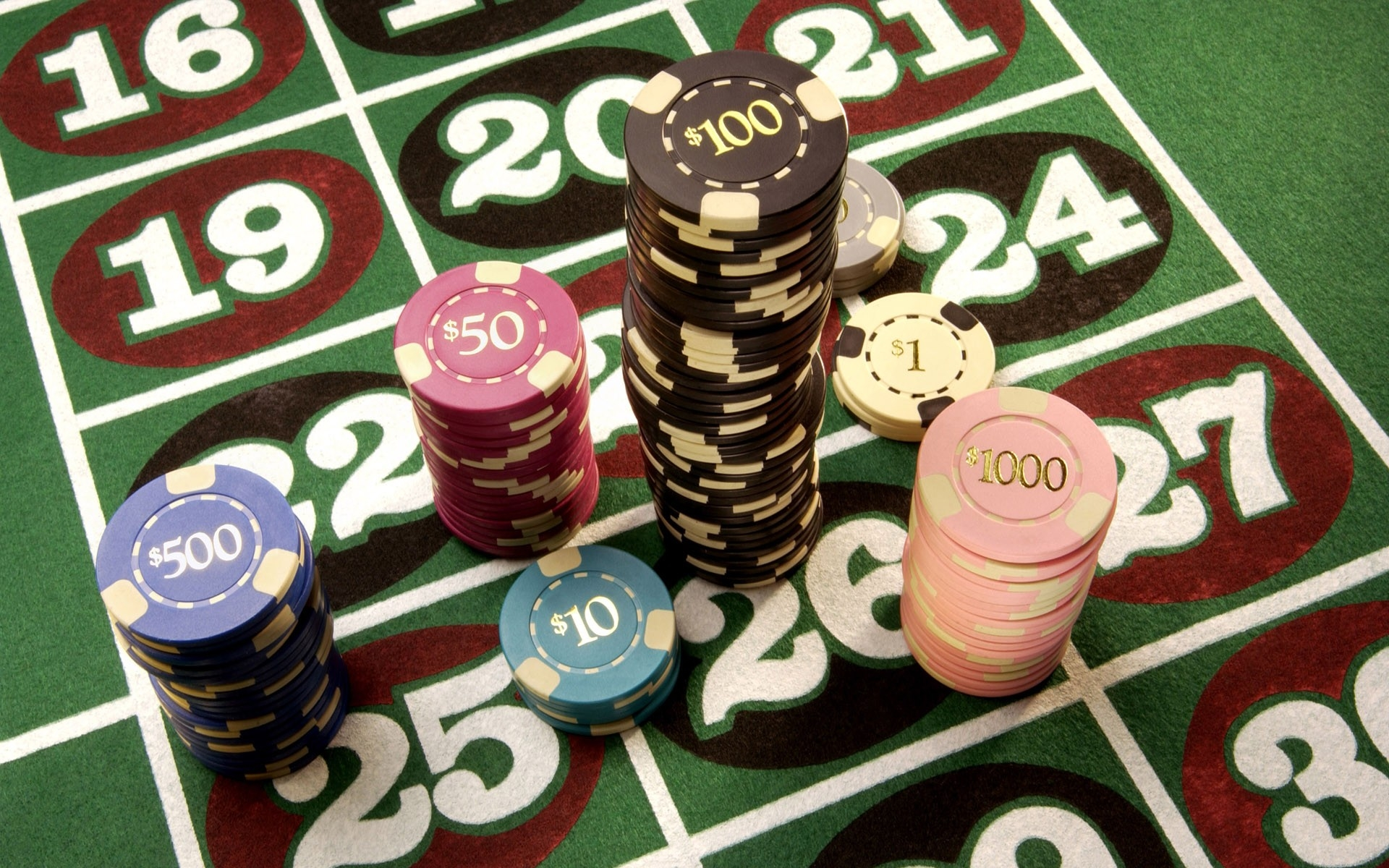 The Sole Individual Involved Concerning Casino