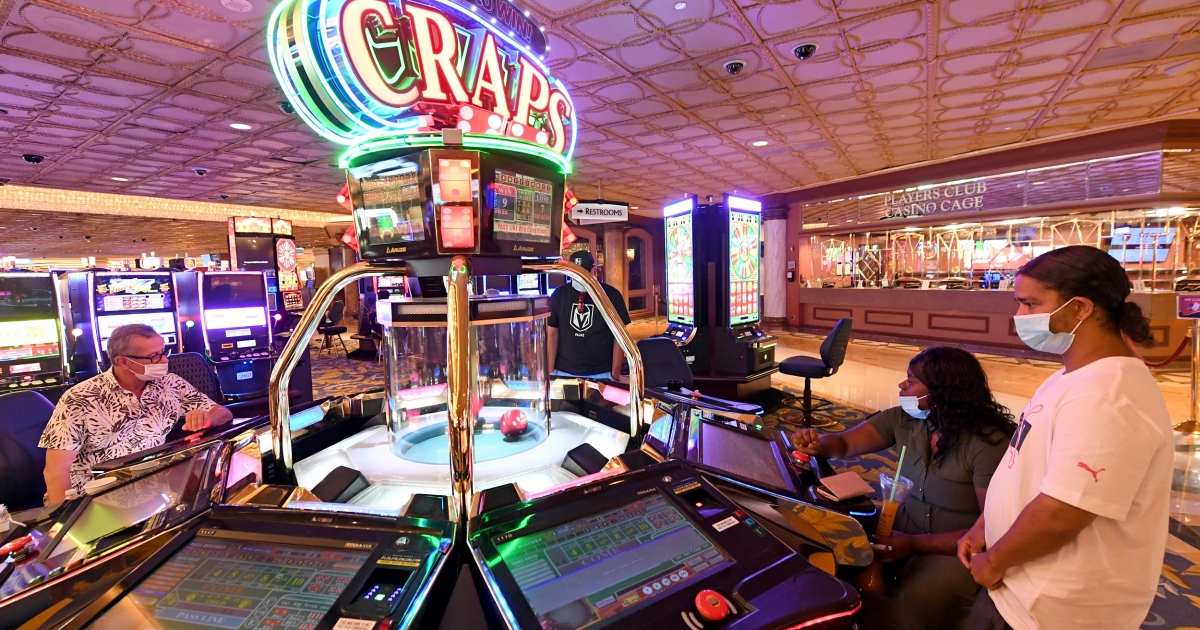 9 Steps To Casino Of Your Dreams