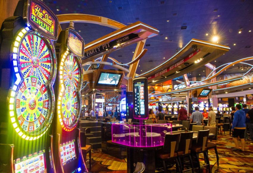 Where Can You discover Free Online Casino Resources