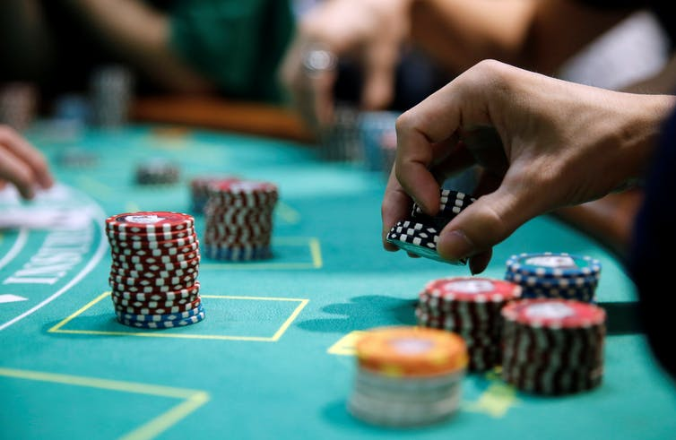 The place Can You discover Free Casino Resources